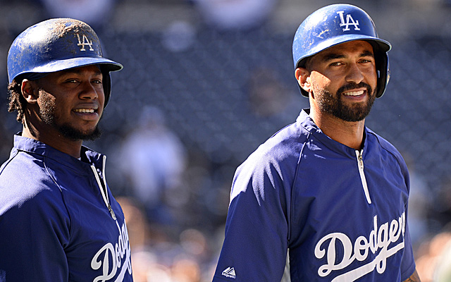 Matt Kemp might soon join Hanley Ramirez and company in the Dodgers' lineup.