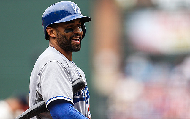Matt Kemp is a rich man, but he's also not shy about donating money.