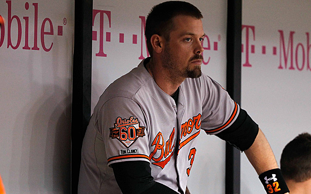 Matt Wieters will have season-ending Tommy John surgery.