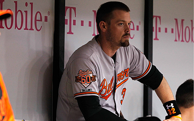 Matt Wieters will again visit Dr. James Andrews about his balky elbow.