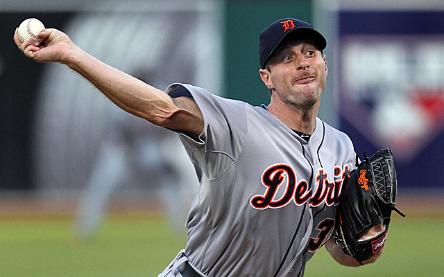 Max Scherzer was picked after Billy Rowell in 2006.
