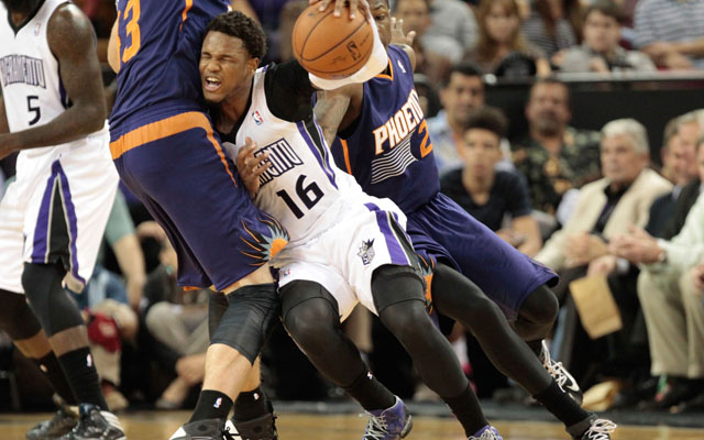 Ben McLemore may have to fight for his starting spot.  (USATSI)