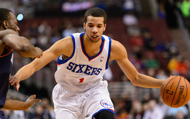 Would the Sixers trade Michael Carter-Williams?   (USATSI)