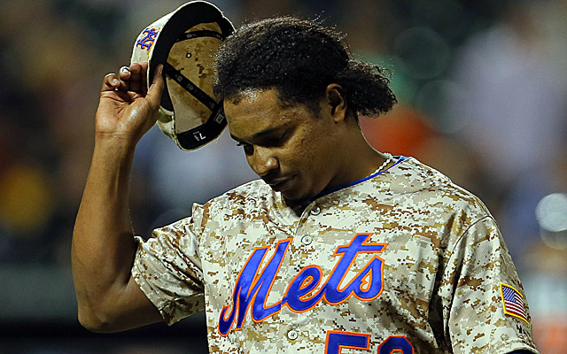 Jenrry Mejia's career is now over.