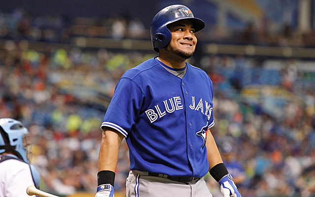 Melky Cabrera played a decent amount of this season with a tumor on his spine.