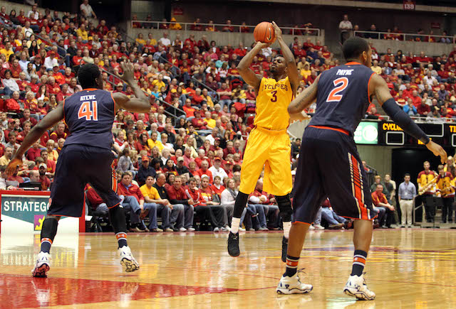 Melvin Ejim is averaging 19.3 points and 8.3 rebounds in his last three games. (USATSI)