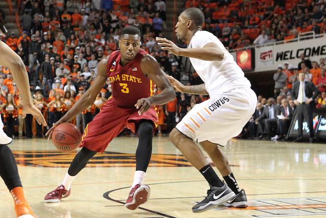 Melvin Ejim and Iowa State took advantage of mismatches throughout the game. (USATSI)