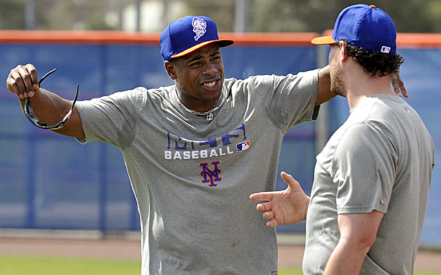 Curtis Granderson and the Mets eye a transitional season in 2014.