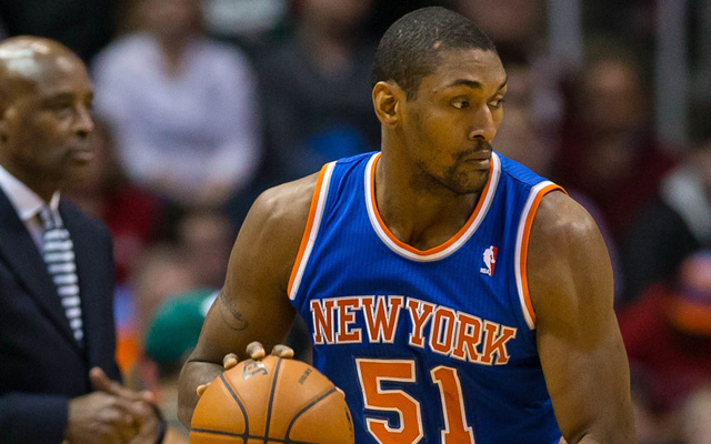 Metta World Peace will be coaching some next year.   (USATSI)