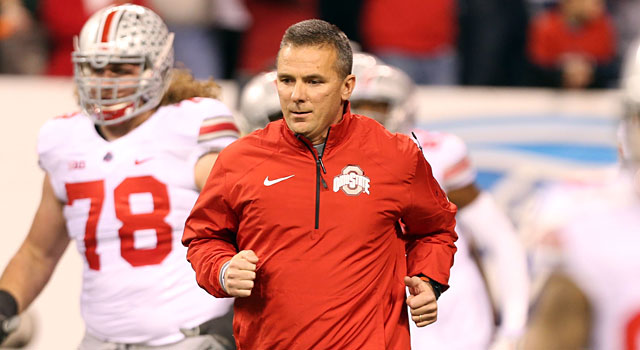 Urban Meyer made $4.608 million last year with the Buckeyes. (USATSI)