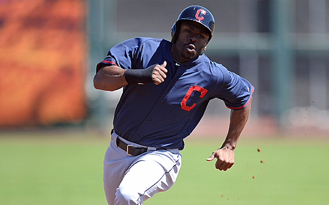 Michael Bourn will miss around a week of spring action.