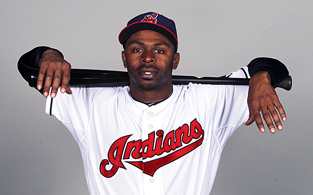 Michael Bourn will soon make his 2014 regular-season debut with the Indians.