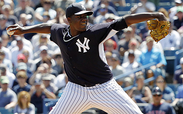 Michael Pineda has won a job in the New York rotation.