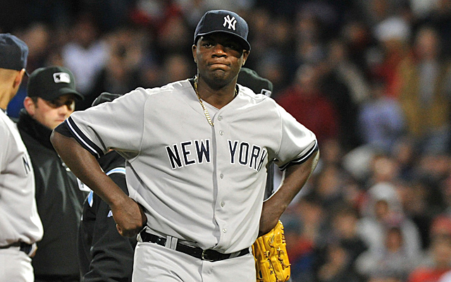 Michael Pineda might miss all of May.