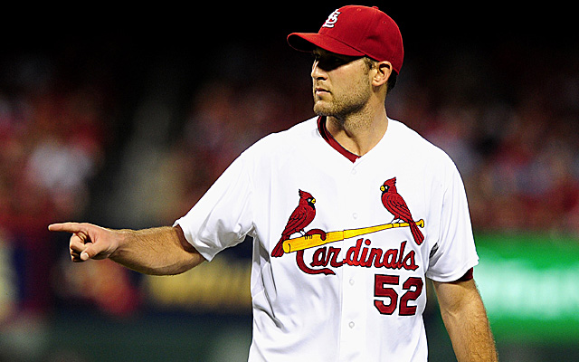 Michael Wacha will have his workload closely monitored.