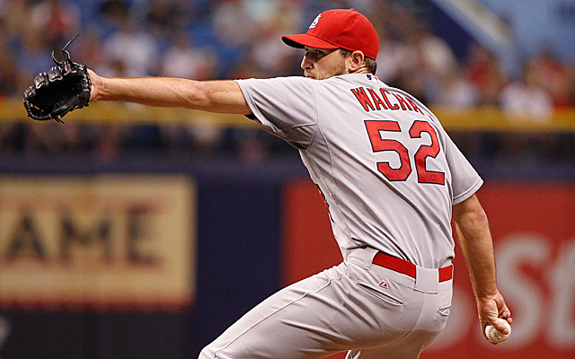Michael Wacha is headed to the DL.