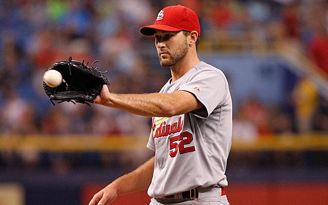 Michael Wacha could return to the Cardinals rotation this season.