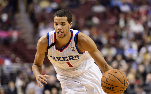 Michael Carter-Williams is looking out for his future.  (USATSI)