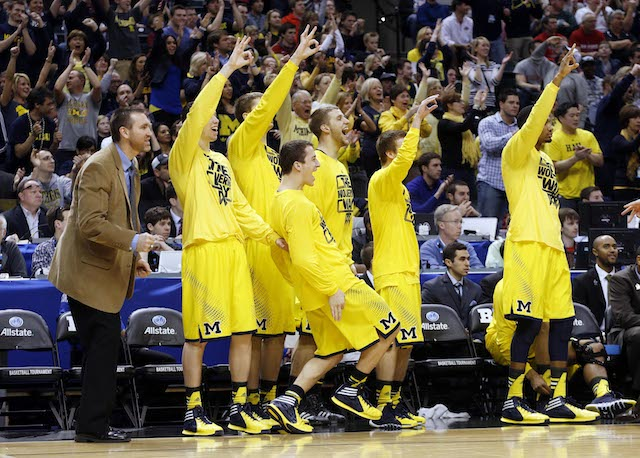 Michigan has the inside track for the fourth No. 1 seed. (USATSI)