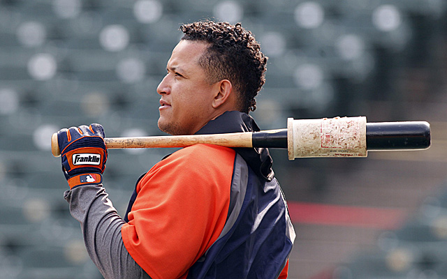 Miguel Cabrera: Major League Baseball's RBI machine.
