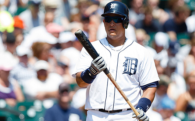 I am Miguel Cabrera. This is my bat, there are many like it, but this one is mine.