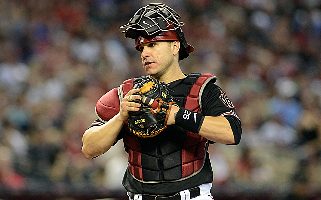 Miguel Montero will again be wearing the 'tools of ignorance' for the D-Backs.