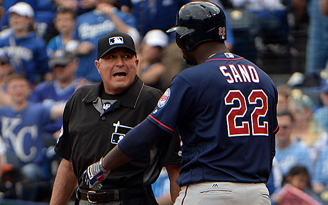 Umpires who escalate rather than defuse arguments need to grow up