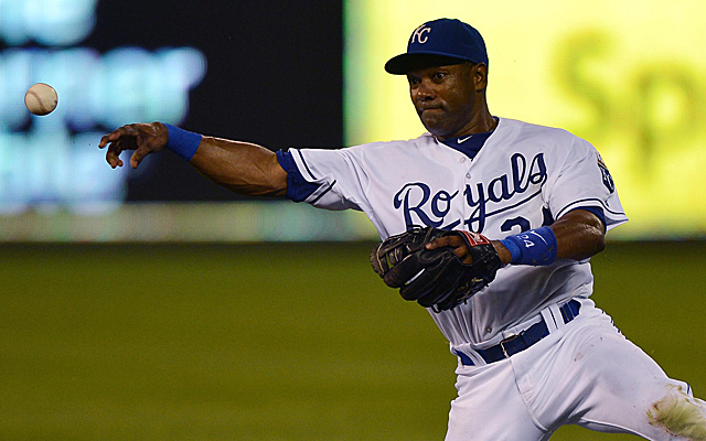 Amphetamines have landed Miguel Tejada a 105-game suspension.