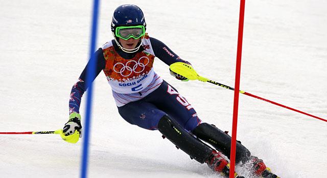 Mikaela Shiffrin made Olympic history. (USATSI)