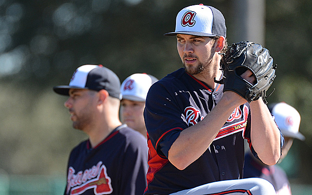 Coming to a Braves rotation near you: Mike Minor.