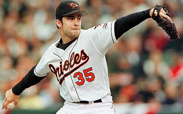 Mike Mussina was outstanding throughout his Baltimore career.