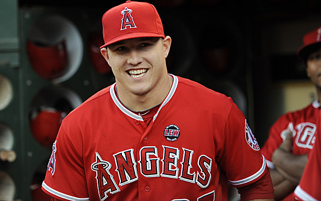 Mike Trout has set a record, not that such a matter is a surprise.