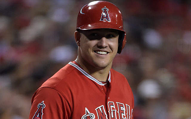 Leaderboarding How Birthday Boy Mike Trout Sizes Up Through Age 23