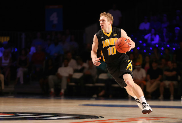 Mike Gesell is averaging 9.3 points and 4.0 assists in his last four games. (USATSI)