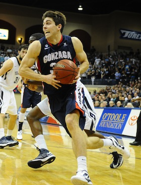 Hart brings key intangibles to the Zags. (USATSI)