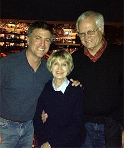 The Miller family in 2012.