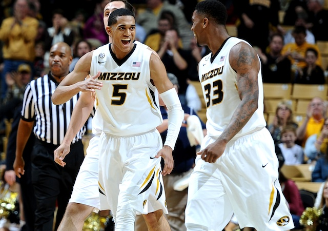 Jordan Clarkson and Earnest Ross are part of a talented perimeter that makes Missouri dangerous. (USATSI)
