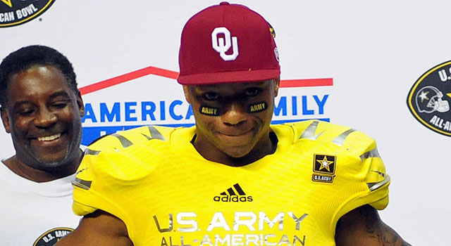 Joe Mixon is the No. 1 ranked all-purpose back in the 2014 class. (247Sports)