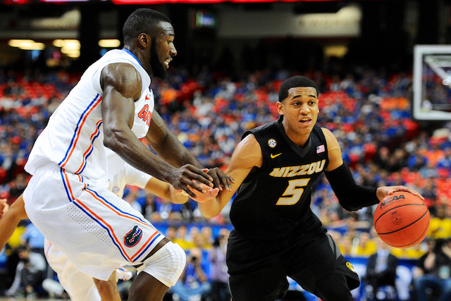 Jordan Clarkson and Missouri could have used a win over Florida. (USATSI)