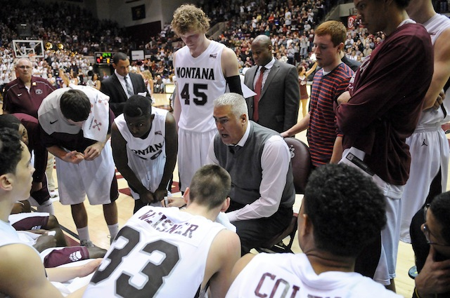 Wayne Tinkle and Montana knocked off Weber State and will be dancing. (USATSI)