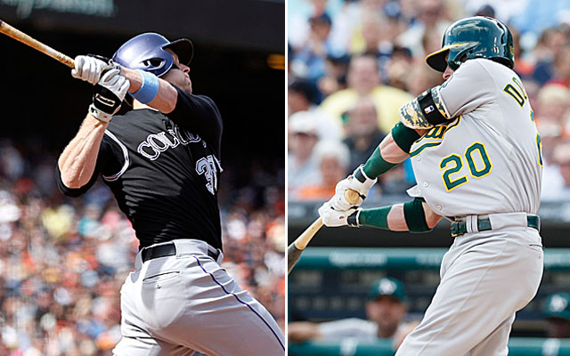 Justin Morneau and Josh Donaldson have been added to the Home Run Derby.