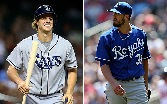 Wil Myers and James Shields were swapped for each other last December.