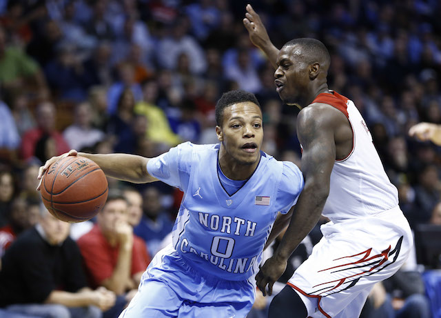 You might see Nate Britt with the ball in his right hand more often next season. (USATSI)