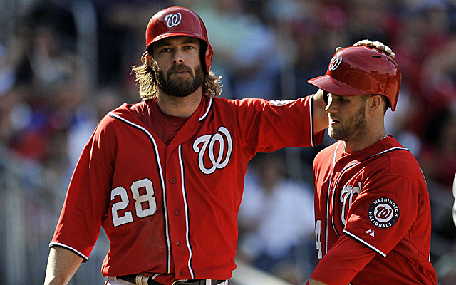 Things didn't go as planned this time around for Werth, Harper et al.