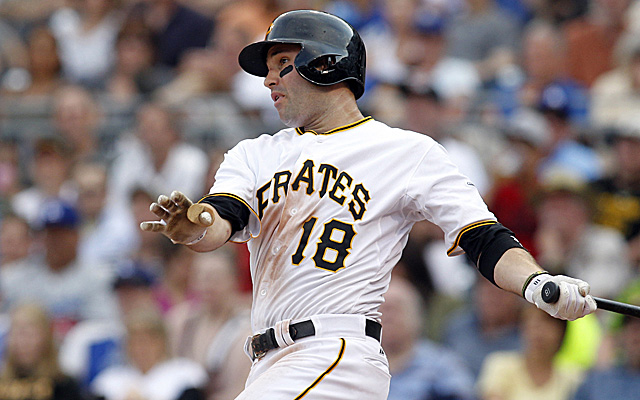 Pirates second baseman Neil Walker will be out until late July.
