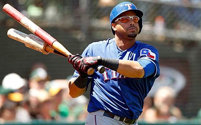 Nelson Cruz's absence from the Texas lineup has cost them dearly this month.