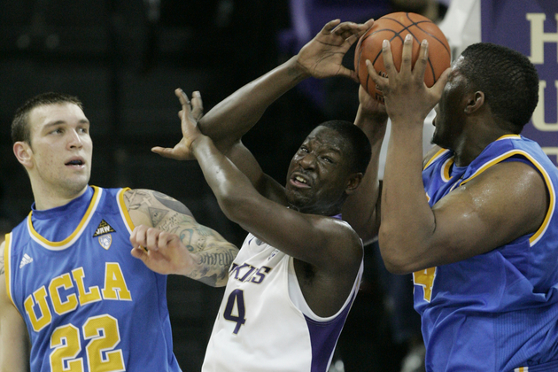 Reeves Nelson and Josh Smith with anchor the UCLA inside game in 2011-12.