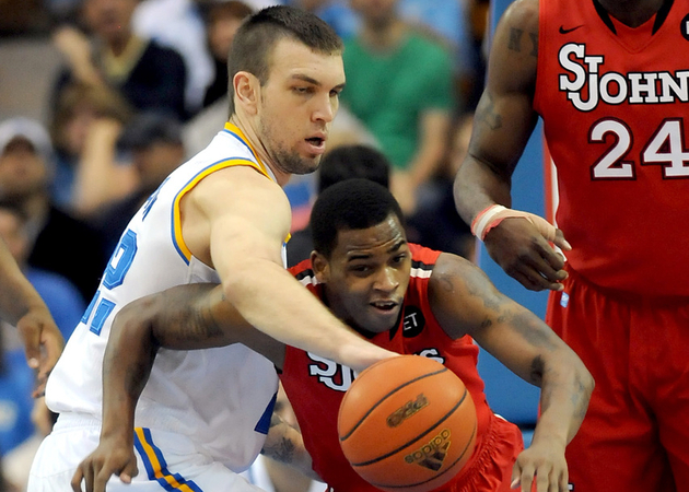 Reeves Nelson led UCLA's upset of St. John's