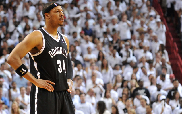 Is Game 3 Paul Pierce and Kevin Garnett's last stand? (USATSI)
