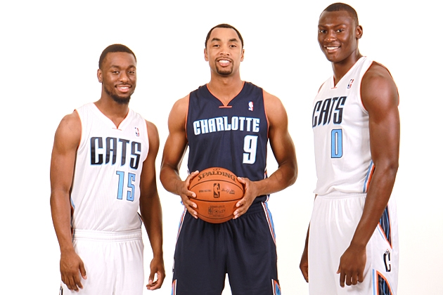 on sale 81d02 c3c0b Charlotte Bobcats release new jersey designs - CBSSports.com